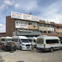 Kasa Kamyonet KAMYON araca proje çizimi Ankara